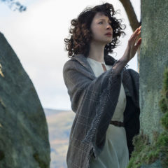 The Standing Stones from Outlander