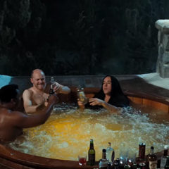 The Hot Tub from Hot Tub Time Machine